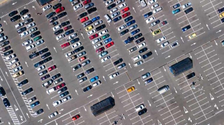 Compensation for Parking Lot Accident
